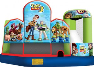 Toy Story Jumping Castle Hire