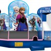 Frozen Jumping Castle