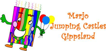 Marjo Jumping Castles Gippsland